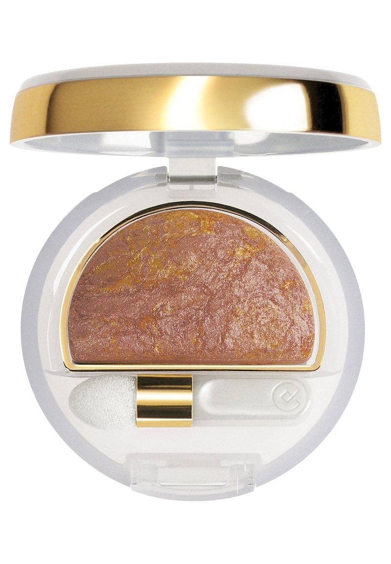 Collistar - DOUBLE EFFECT EYESHADOW WET&DRY - Eye shadow - n. 4 beige rose