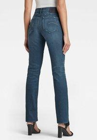 G-Star - NOXER - Straight leg jeans - dark blue - 1