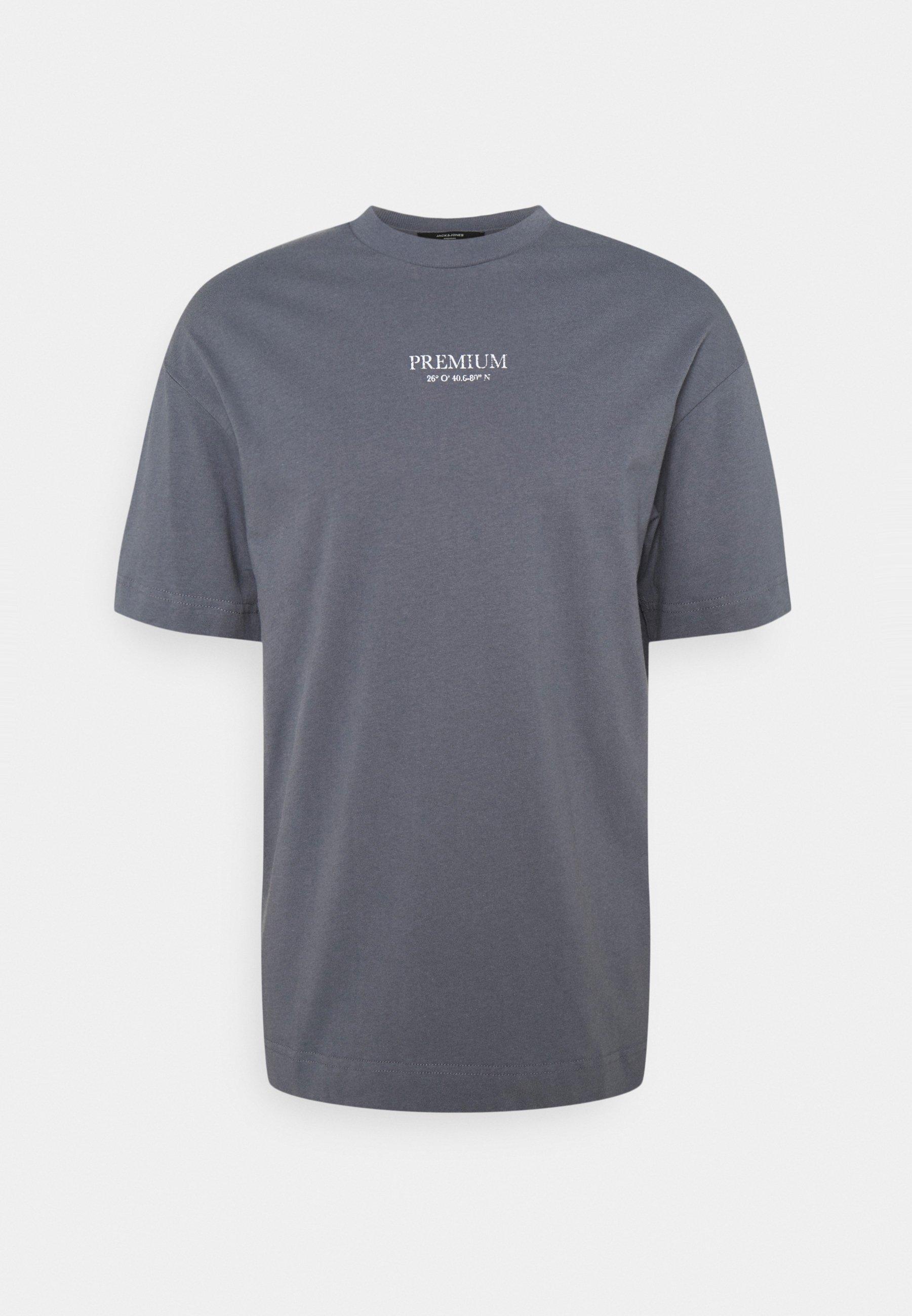 Men JPRBLAGEO BOX FIT TEE - Print T-shirt