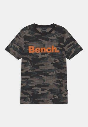 RAYNOR - T-shirt print - black
