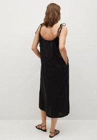 Mango - Denní šaty - zwart - 1