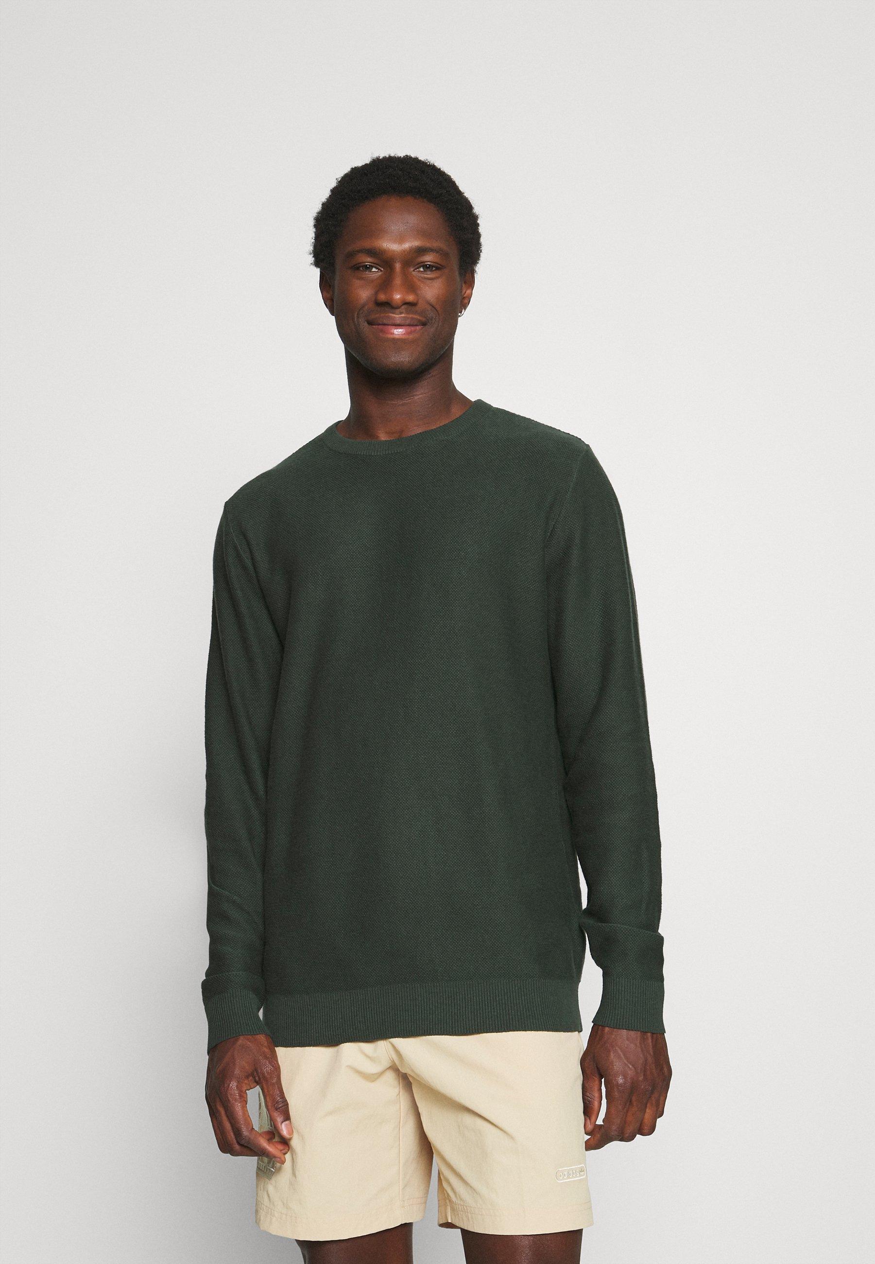 Homme SLHBRENT CREW NECK - Pullover