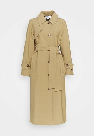 BELTED - Trench - taupe