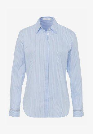 STYLE VICTORIA - Button-down blouse - shirt blue