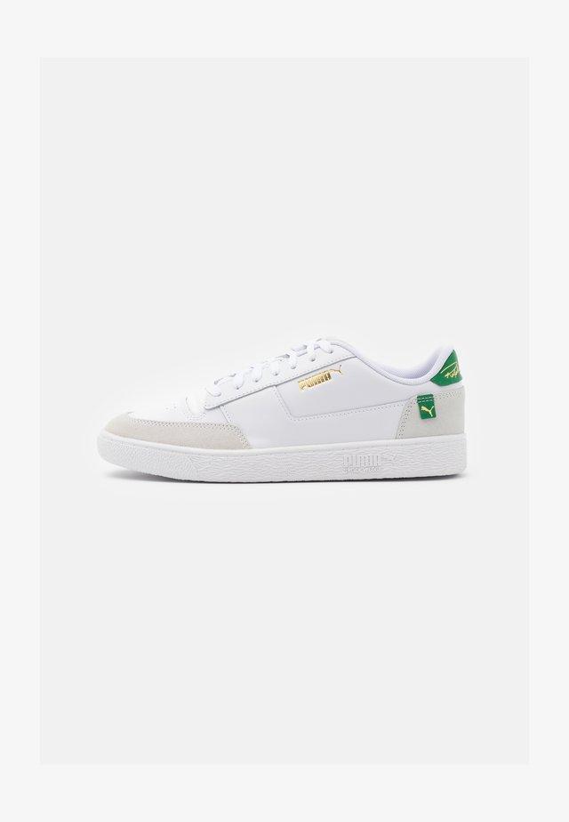 RALPH SAMPSON MC CLEAN UNISEX - Trainers - white/green