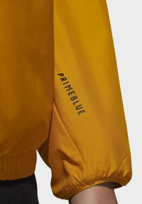 adidas Performance - ADIDAS W.N.D. WARM JACKET - Outdoorjacke - gold - 6