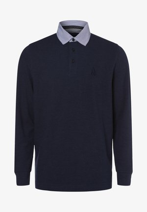 Polo shirt - indigo