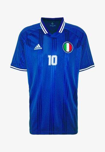 ITALIEN ROM JSY - T-shirt med print - royal blue