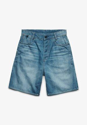 Denim shorts - sun faded crystal lake