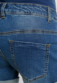 Forever Fit - EXCLUSIVE - Shorts vaqueros - blue - 3