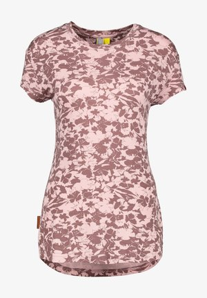 MIMMY B  - Print T-shirt - blush