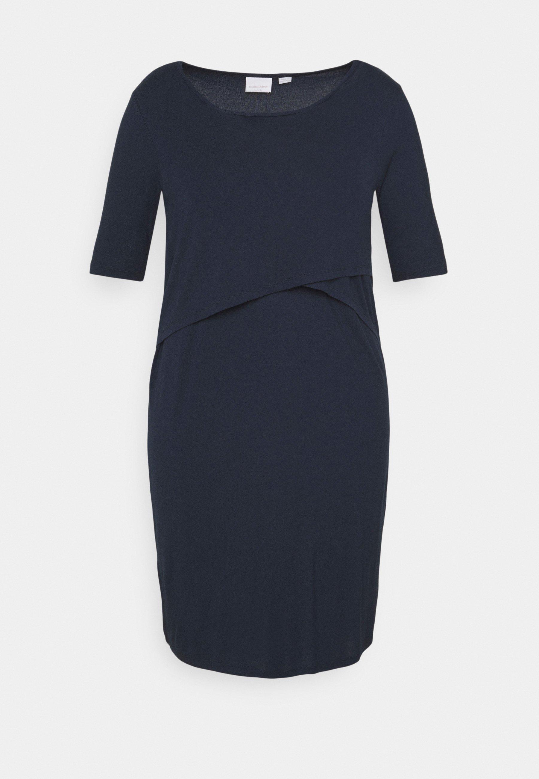 Damen MLALISON JUNE DRESS - Jerseykleid
