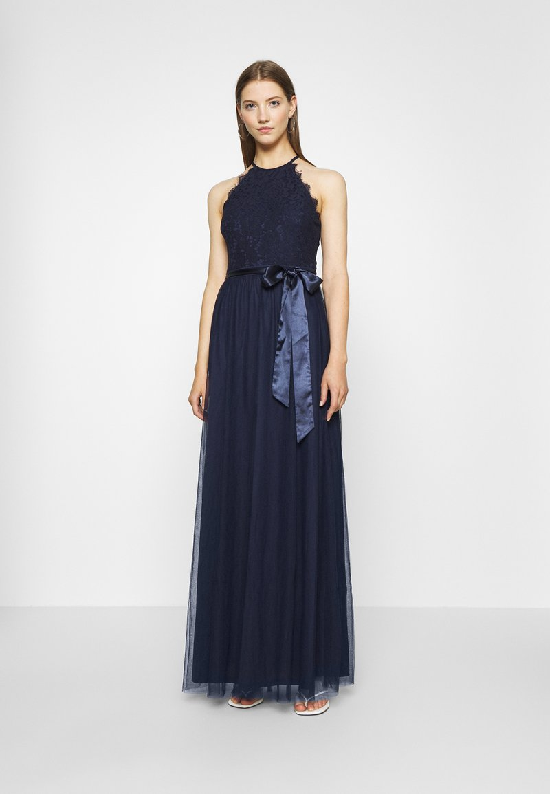 Nly by Nelly - ADORABLE GOWN - Robe de cocktail - navy