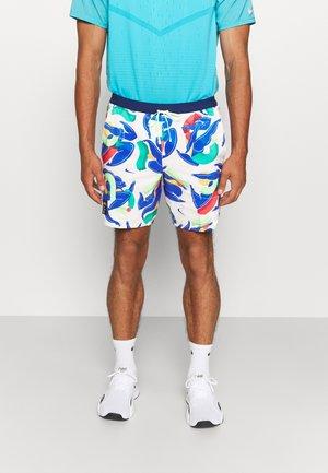 FLEX SHORT A.I.R - Sports shorts - desert sand/blue void/hyper royal