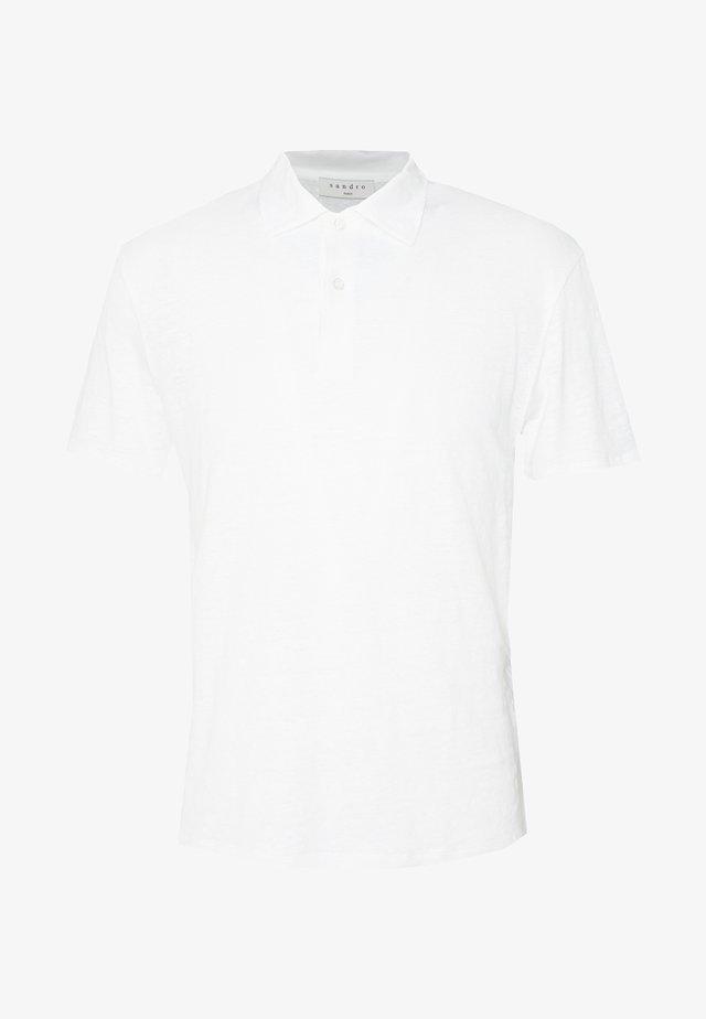 BEACH - Poloshirts - blanc