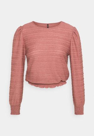 ONLKELLY  - Langærmede T-shirts - withered rose