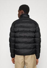 Marc O'Polo - JACKET REGULAR FIT - Light jacket - black - 2