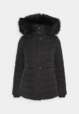 FREYA - Winter coat - black