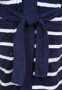 Schiesser - Dressing gown - dunkelblau - 4