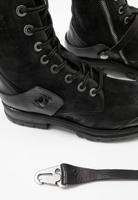 A.S.98 - Lace-up boots - nero - 7