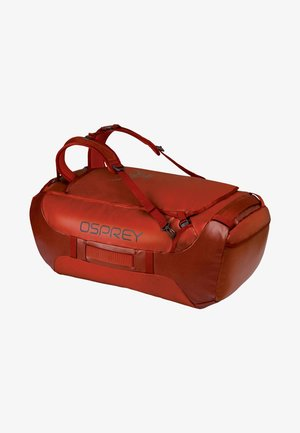 TRANSPORTER  - Holdall - red