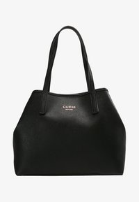 Guess - VIKKY TOTE SET - Sac à main - black - 8