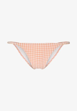 TANGA - Bikiniunderdel - peach