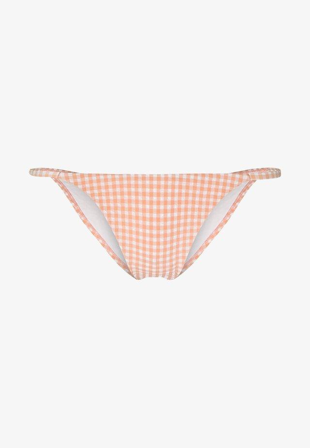 TANGA - Bikinibukser - peach