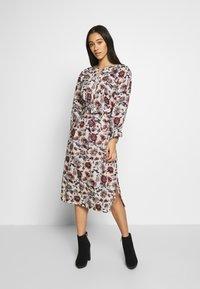 Soeur - IRMA - Sukienka letnia - ecru - 0