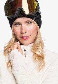 Roxy - MIT REISSVERSCHLUSS  - Fleece jacket - angora - 3
