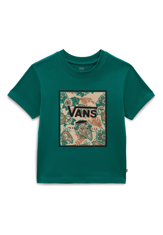 Damen WM MONTAUK PRINT BOX BOXY SS - T-Shirt print