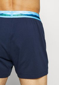 Hollister Co. - INTEREST 3 PACK - Pants - black/grey/navy - 4