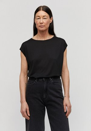 JILAA - Basic T-shirt - black