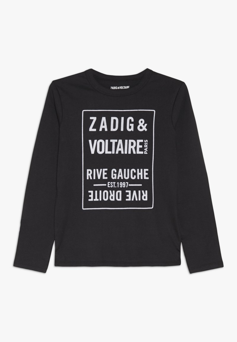 Zadig & Voltaire - Long sleeved top - anthrazit