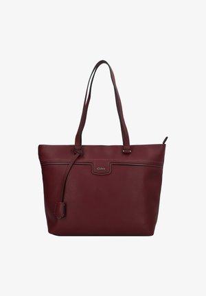 GABRIELLA  - Shopper - dark red