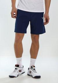 Diadora - SHORT COURT - Sports shorts - saltire navy - 0