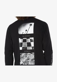 Vans - MN SNAPSHOTS LS - Sweatshirt - black - 2
