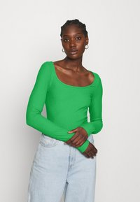 ARKET - Long sleeved top - green - 0