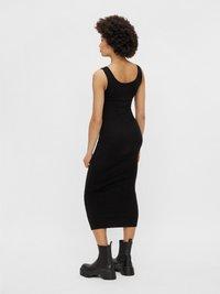 Pieces - Shift dress - black - 2