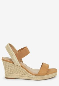 Next - High heeled sandals - brown - 3