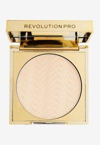 Revolution PRO - CC PERFECTING PRESSED POWDER - Powder - beige - 0