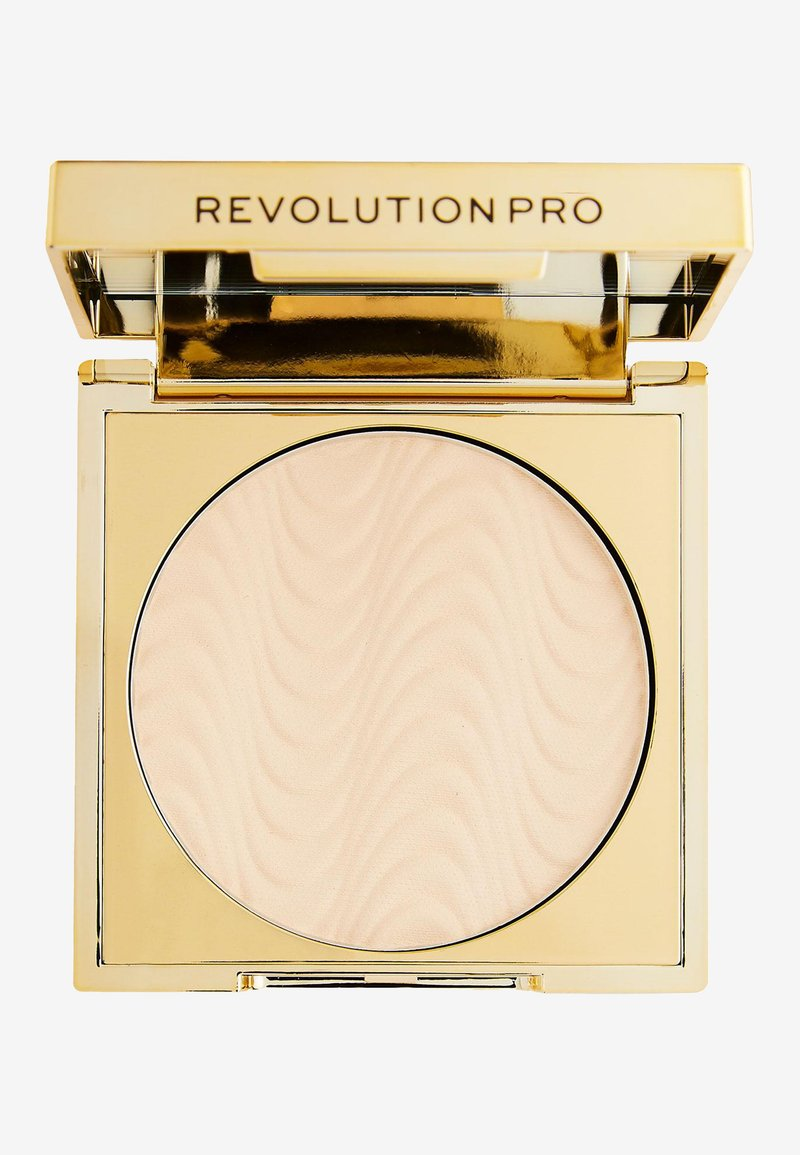 Revolution PRO - CC PERFECTING PRESSED POWDER - Powder - beige