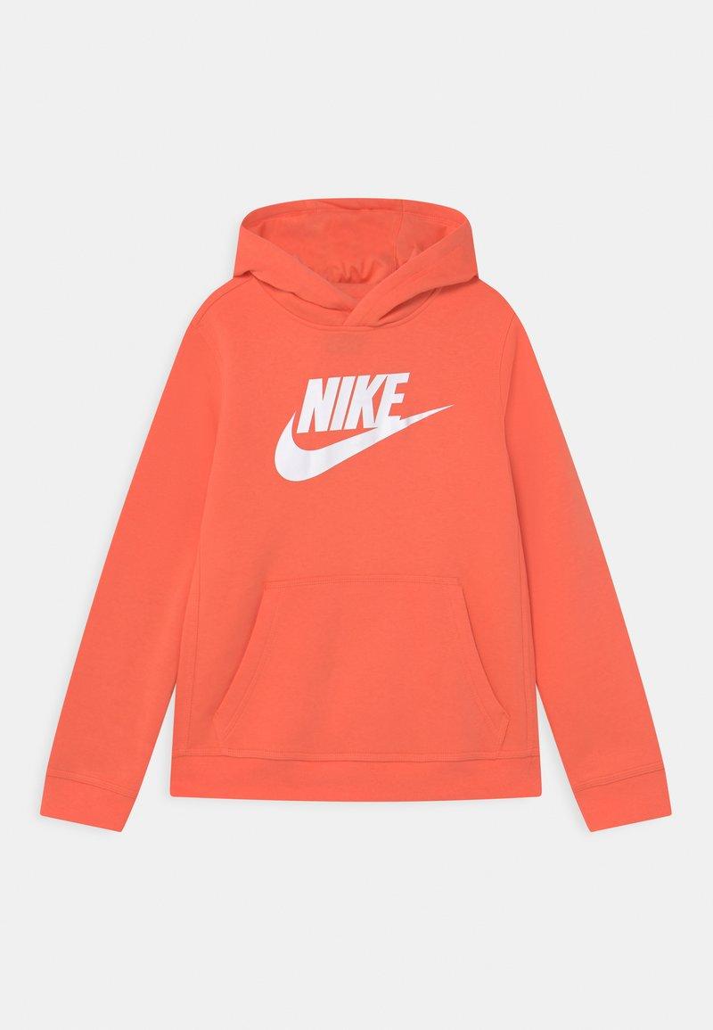 Nike Sportswear - CLUB - Huppari - turf orange/white