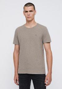 AllSaints - MUSE - Basic T-shirt - grey - 0