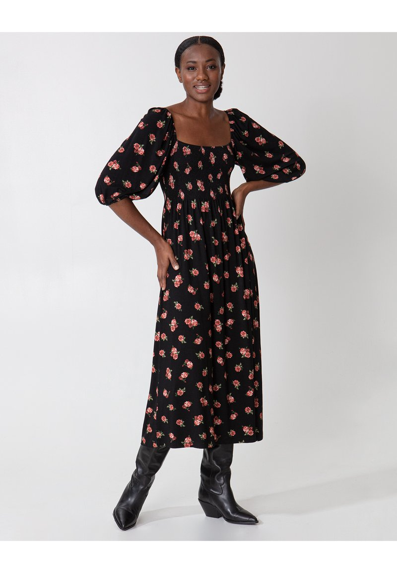 Indiska - Day dress - black