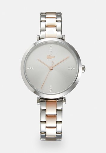 GENEVA - Watch - silver-coloured/rose gold-coloured