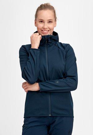 Outdoor jacket - marine