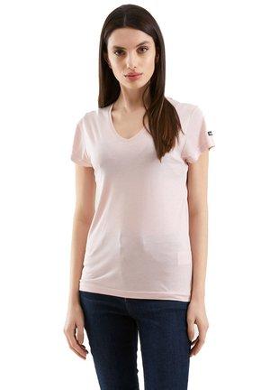 LIZ - Basic T-shirt - rosa