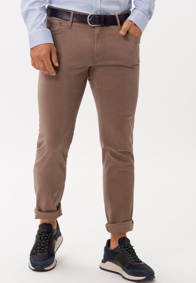 STYLE CHUCK - Jeans Skinny Fit - beige