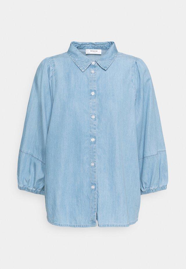 JAINA 3/4 - Camicia - blue wash